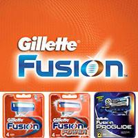 Линия Gillette Fusion