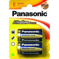 Panasonic ALKALINE POWER C