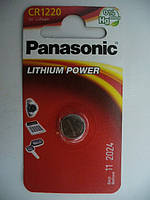 PANASONIK 1220 3V LITHIUM POWER