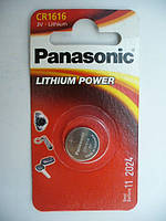 PANASONIK 1616 3V LITHIUM POWER