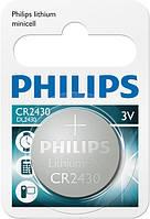 PHILIPS LITHIUM CR2430