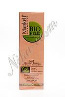 Крем-комфорт дневной для сухой и нормальной кожи с муцином улитки Bio Helix Markell Cosmetics 50 мл