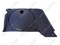 Карта багажника боковая правая синяя б/у Smart ForTwo 450 Q0000715V012C05A00