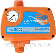 Электронная автоматика реле Pedrollo EASY PRESS 2 (Италия)