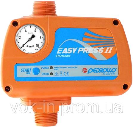 Электронная автоматика реле Pedrollo EASY PRESS 2 (Италия), фото 2