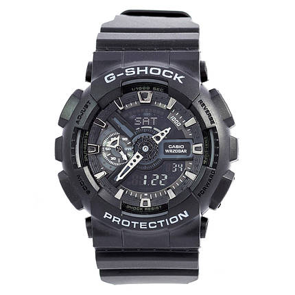 "Часы мужские CASIO G-SHOCK №140-28 ""GA-110-1B"", фото 2"
