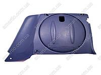 Карта багажника боковая левая синяя б/у Smart ForTwo 450 Q0000714V010C05A00