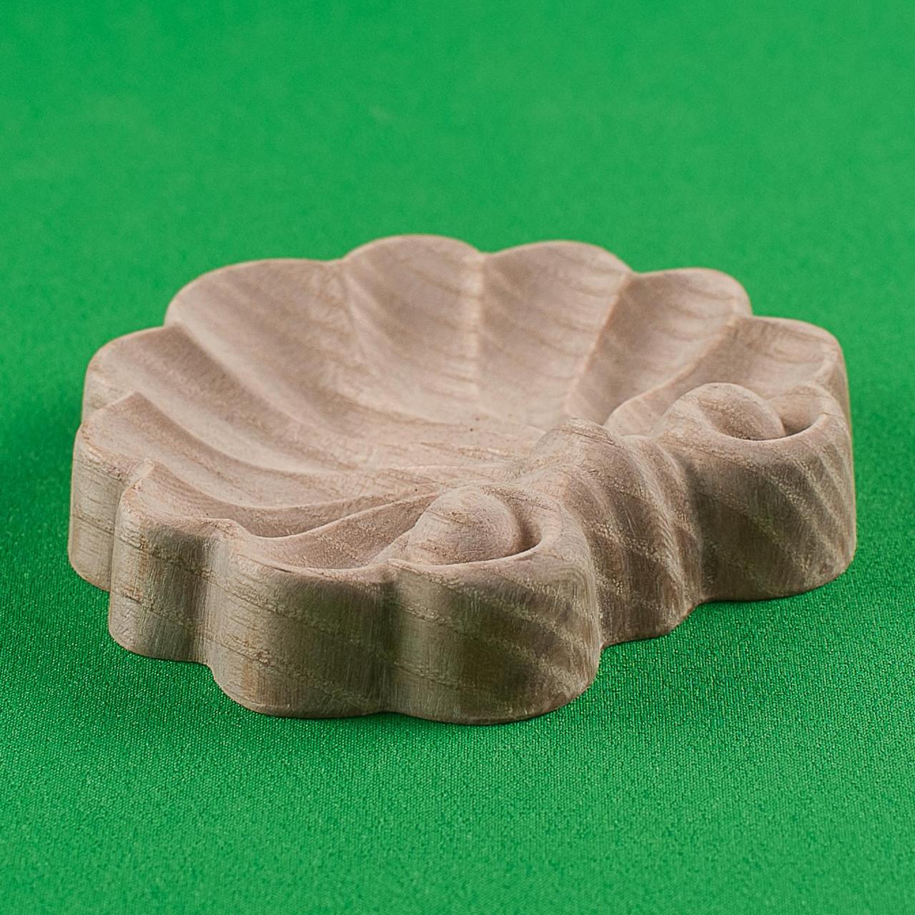 Код ДЦ13. Резной деревянный декор для мебели. Декор центральный