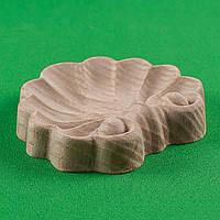 Код ДЦ13. Резной деревянный декор для мебели. Декор центральный, фото 1
