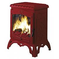 Чугунная печь Invicta Chambord красная