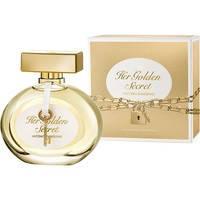 Antonio Banderas Her Golden Secret Туалетная вода 80 ml