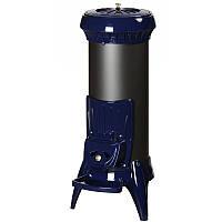Чугунная печь Invicta Sorel голубая эмаль