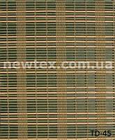 Ролети бамбукові TD-45