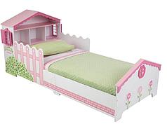 Детская кроватка KidKraft 76255 Домик
