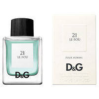 Dolce&Gabbana 21 Le Fou Туалетная вода 100 ml