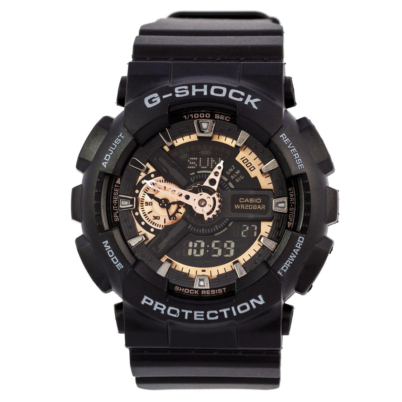 "Часы мужские CASIO G-SHOCK №140-28 ""GA-110-1B"""
