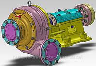 Предлагаем модернизированный проект шламового насоса ШН 250-34М