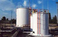Резервуарное оборудование и резервуары стальные для ликеро водочных и коньячных заводов в Украине