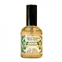 Интерьерные духи Жасмин, 50мл (LeBlanc France) Parfum d'Ambiance Room Spray Jasmin Jasmine 50ml