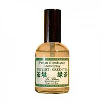 Интерьерные духи Зеленый чай , 50мл (LeBlanc France) Parfum d'Ambiance Room Spray The Vert - Green Tea 50ml