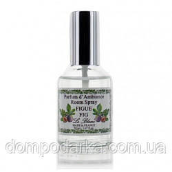 Интерьерные духи Инжир, 50мл (LeBlanc France) Parfum d'Ambiance Room Spray Figue Fig 50ml