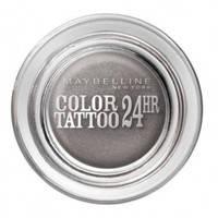 Maybelline EyeStudio Color Tattoo 24H гелевые крем-тени оттенок 55