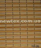 Ролети бамбукові TD-06