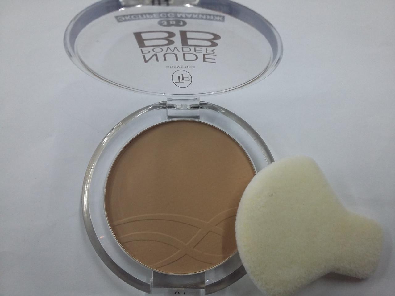 Компактная пудра для лица TF NUDE BB POWDER №01
