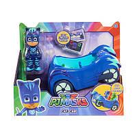 Пи-Джей Маски Игровой набор PJ Masks Мальчик Кэтбой на кэтмобиле