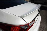 Спойлер крышки багажника Hyundai  Sonata YF (2010-2015)