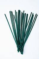 Підв'язки для квітів, огірків, винограду; довжина 34 см (в 1 уп. 25 шт.) (D-02 )