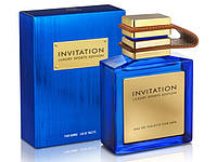 Туалетная вода мужская Invitation Luxury Sports Edition т/в 100мл муж Emper, , шт