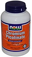 Пиколинат Хрома, Chromium Picolinate 200 mcg (100 caps)