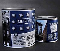 Акриловая краска с эффектом магнитной доски Metropolis METRO MAGNETIC (Италия), 0,75 л