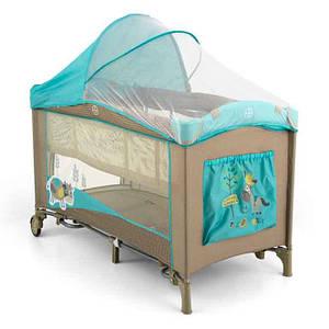 Детская манеж-кровать Mirage Milly Mally