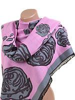 PODIUM Палантин кашемир 32061 pink