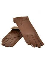 Перчатка Женская кожа МариClassic (Ш) F23 мод1 кор st15