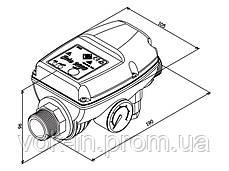Электронная автоматика реле Italtecnica BRIO 2000 MT (Италия), фото 2