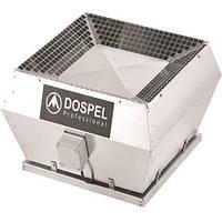 Вентилятор DOSPEL WDD 200 промышленный крышный центробежный, Евросоюз, Польша