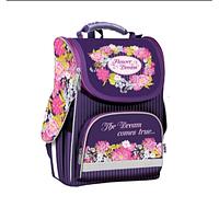 Kite K17-501S-1 Рюкзак школьный каркасний 501 Flower Dream