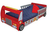 Детская кроватка KidKraft Пожарная машина 76031