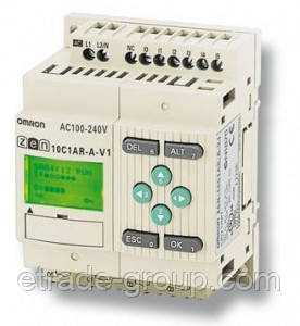 OMRON Программируемые реле серии ZEN-10C (ZEN-10C2AR-A-V2)