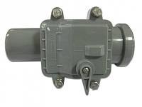 М-пласт/Обратный клапан д.50