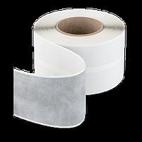 Бутил каучуковая герметик лента на нетканном полотне 0,8*50 мм (50 м.п. в ролле )
