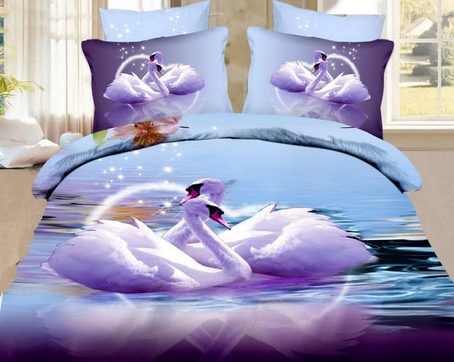 Двуспальный комплект постельного белья Оптом