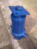 Гидроцилиндр (3-х шток.) 10т  Камаз 55112