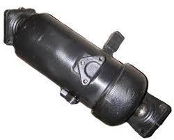 Гидроцилиндр ПТС ЗиЛ (3-х шток) 555-8603010-10