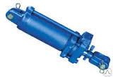 Гидроцилиндр ЦС-125х50х250 (старого образца), навеска Т-150