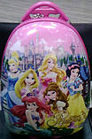 Дитяча валіза на колесах Принцеси, фото 3