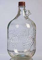 Бутылка для напитков.Лоза (Сулия без виноградной лозы) 5,0 литров